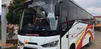 Sewa Bus Medium di Bandung Murah Terbaru