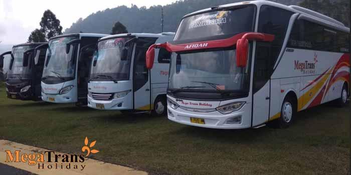 Daftar Harga Sewa Bus Pariwisata di Bandung Murah
