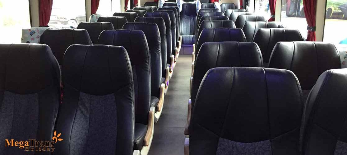 Interior Bus SHD Megatrans Holiday